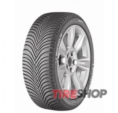 Шины Michelin Alpin 5 185/65 R15 88T Испания 2018