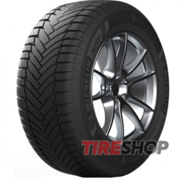 Шины Michelin ALPIN 6 225/50 R17 98V XL Испания 2019