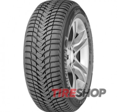 Шины Michelin Alpin A4 185/55 R15 82T 2018