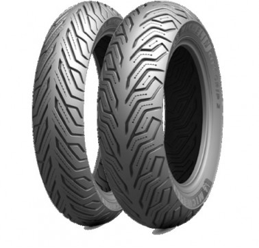 Мотошины Michelin City Grip 2 130/70 R12 62S Сербия 2020