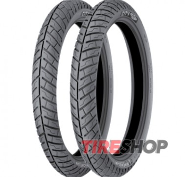 Мотошины Michelin City Pro 100/80 R18 59P