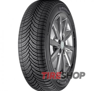 Шины Michelin CrossClimateШины Michelin CrossClimate