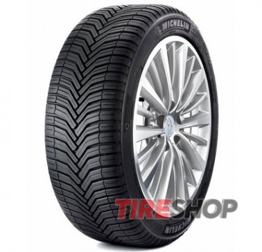 Шины Michelin CrossClimate SUVШины Michelin CrossClimate SUV