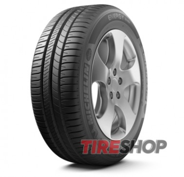 Шины Michelin Energy Saver Plus 195/50 R15 82T Великобритания 2019