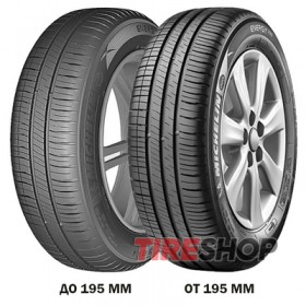 Шины Michelin Energy XM2+ 175/65 R15 84H