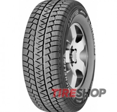 Шины Michelin Latitude Alpin 245/70 R16 107T Франция 2019