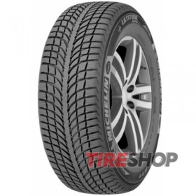 Шины Michelin Latitude Alpin LA2 295/35 R21 107V XL
