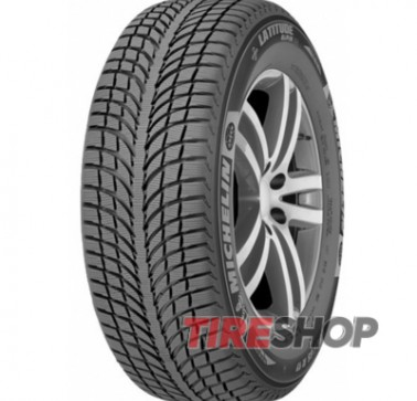 Шины Michelin Latitude Alpin LA2Шины Michelin Latitude Alpin LA2