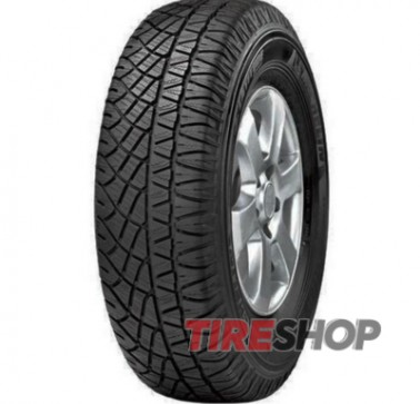 Шины Michelin Latitude Cross 225/70 R16 103H Франция 2019