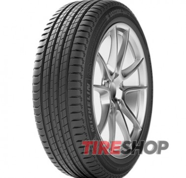 Шины MICHELIN LATITUDE SPORT 3Шины MICHELIN LATITUDE SPORT 3
