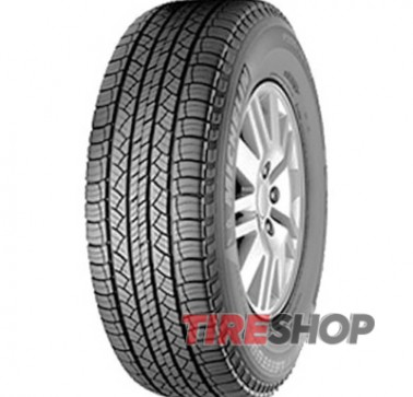Шины Michelin Latitude Tour 265/65 R17 112S Таиланд 2018
