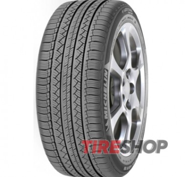 Шины Michelin Latitude Tour HP 245/45 R20 99W Венгрия 2019