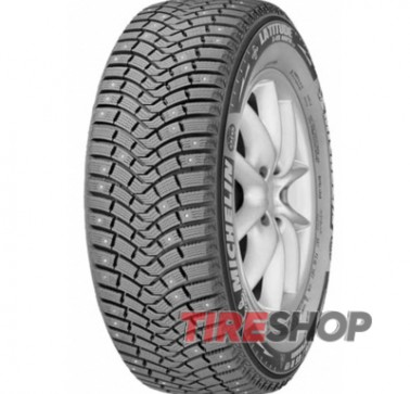 Шины Michelin Latitude X-Ice North Xin2+ 275/40 R20 106T XL (шип)