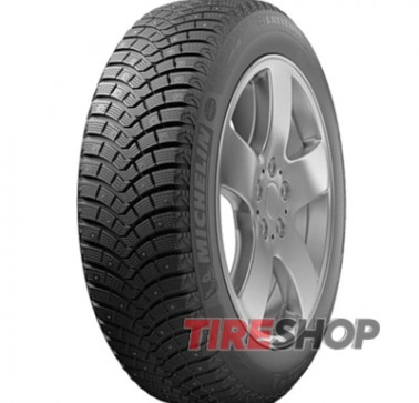 Шины Michelin Latitude X-Ice North Xin2+ 275/40 R20 106T XL (шип) Венгрия 2018