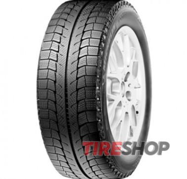 Шины Michelin Latitude X-Ice Xi2 255/60 R17 106T США 2019