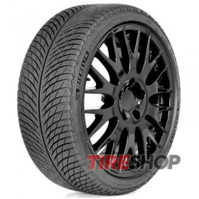 Шины Michelin Pilot Alpin 5 225/55 R18 102V XL