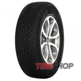 Шины Michelin Pilot Alpin 5 SUV 255/55 R18 109V XL