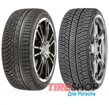 Шины Michelin Pilot Alpin PA4 235/45 R17 97V XL Испания 2019