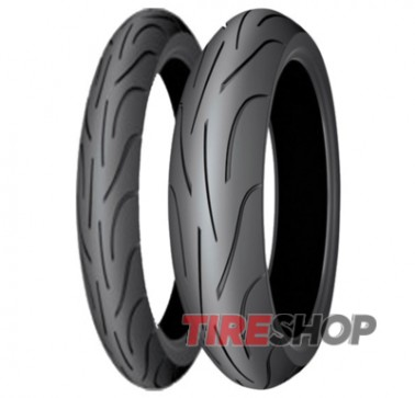 Мотошины Michelin Pilot Power 2CT 120/60 R17 55W Испания 2019