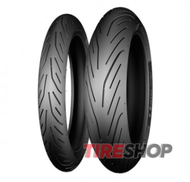 Мотошины Michelin Pilot Power 3 160/60 R15 67H Испания 2019