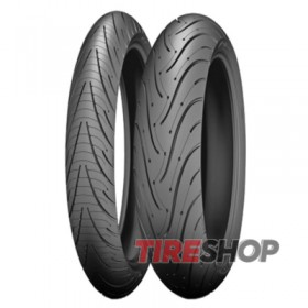 Мотошины Michelin Pilot Road 3 160/60 R18 70W