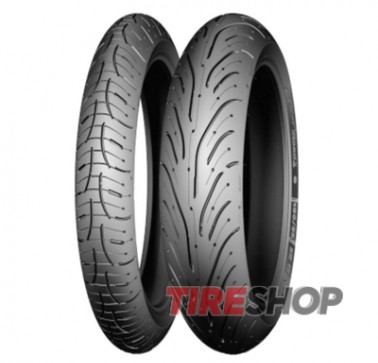 Мотошины Michelin Pilot Road 4 120/70 R17 58W Испания 2019