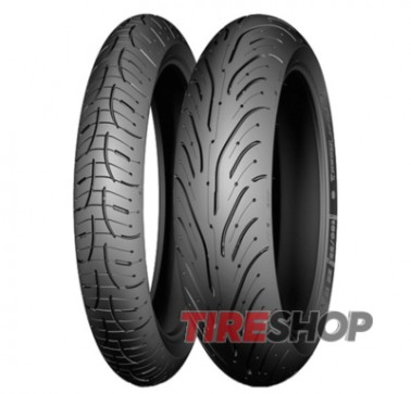 Мотошины Michelin Pilot Road 4 GT 180/55 R17 73W Испания 2020