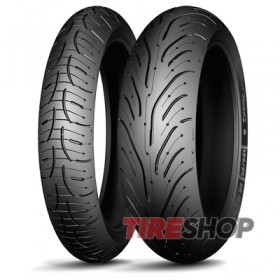 Мотошины Michelin Pilot Road 4 Trail 120/70 R19 60V