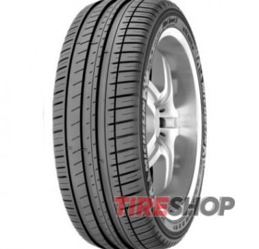 Шины Michelin Pilot Sport 3 285/35 ZR20 104Y XL MO Венгрия 2020