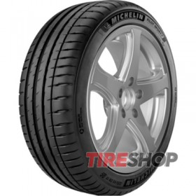 Шины Michelin Pilot Sport 4 225/55 R17 101Y XL