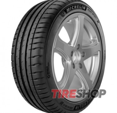 Шины Michelin Pilot Sport 4 255/40 ZR19 100Y XL Испания 2020