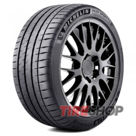 Шины Michelin Pilot Sport 4 S 275/35 ZR20 102Y XL