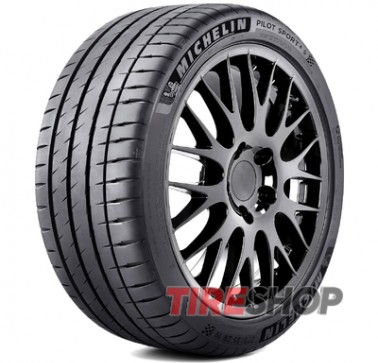 Шины Michelin Pilot Sport 4 S 285/35 ZR20 104Y XL США 2020