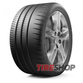 Шины Michelin Pilot Sport Cup 2 255/40 ZR20 101Y XL