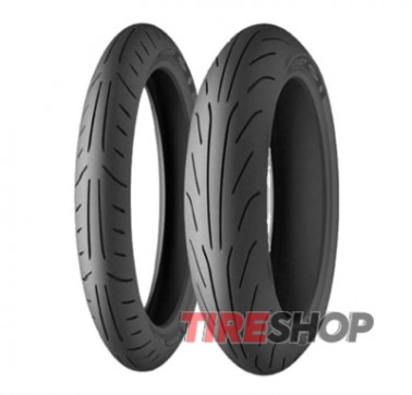 Мотошины Michelin Power Pure 120/70 R13 53P Сербия 2019
