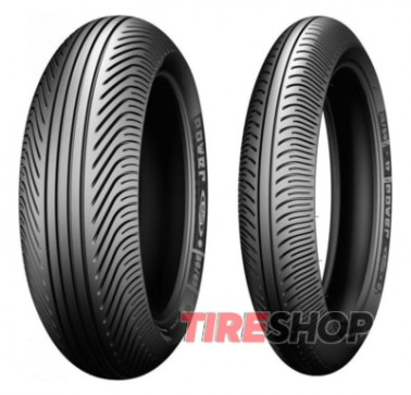 Мотошины Michelin Power Rain 19/69 R17 Испания 2018