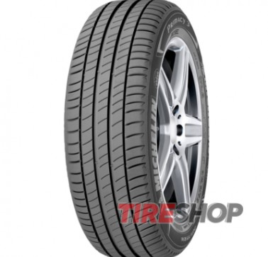 Шины Michelin Primacy 3 205/55 R17 91W Италия 2017