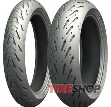 Мотошины Michelin Road 5 Trail 150/70 R17 69V Испания 2019