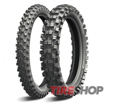 Мотошины Michelin Starcross 5 Medium 120/80 R19 63M