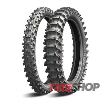 Мотошины Michelin Starcross 5 Sand 80/100 R21 51M Таиланд 2018