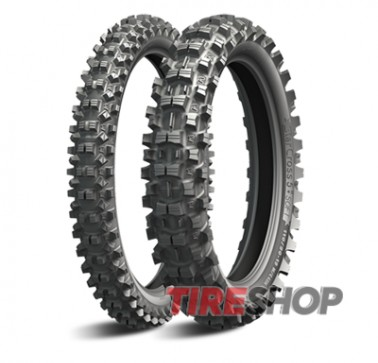 Мотошины Michelin STARCROSS 5 SOFT 110/100 R18 64M Таиланд 2018