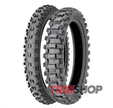 Мотошины Michelin Starcross MH3 90/100 R16 51M Таиланд 2018