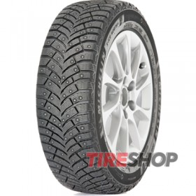 Шины Michelin X-Ice North 4 185/65 R15 92T XL (шип)