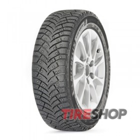 Шины Michelin X-Ice North 4 SUV 295/35 R21 107T XL (шип)