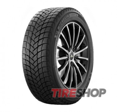 Шины Michelin X-Ice Snow 225/55 R17 101H XL Китай 2020