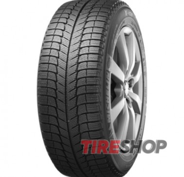 Шины Michelin X-Ice XI3 205/60 R16 96H XL Испания 2019