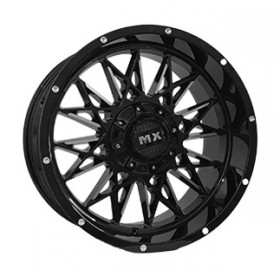 Диски Off Road Wheels OW1594 BKF R20 12x135-139.7 ET-12.0 10.0J DIA110.0