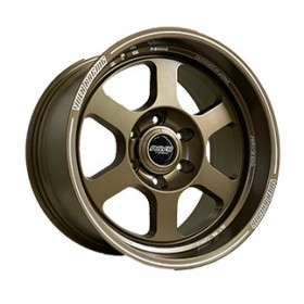 Диски Off Road Wheels OW6025 MATT_BRONZE_LIP_LINE R18 6x139.7 ET0.0 9.0J DIA110.1
