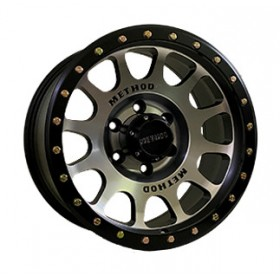 Диски Off Road Wheels OW9095 MATT_BLACK_MACHINED_FACE_LIP_MUTT_BLACK R17 6x139.7 ET0.0 8.5J DIA110.0