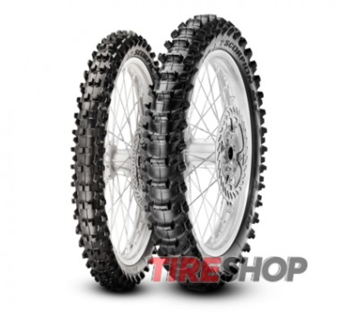 Мотошины Pirelli Scorpion MX Soft 120/80 R19 63M